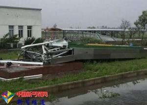 江苏阜宁6.23龙卷风冰雹灾害已造成99人死